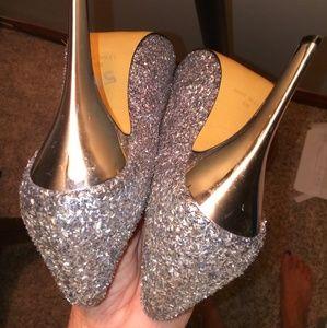 Nine west bling heels